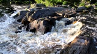 Hiking Trails of Nova Scotia - Kejimkujik National Park: Mill Falls