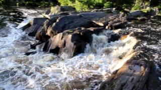 Hiking Trails of Nova Scotia - Kejimkujik National Park: Mill Falls
