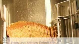 Video: Kráječ chleba COMPACT