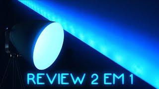 Lâmpada Inteligente EKAZA e Fita LED eWelink   Iluminação Inteligente   Review 2 em 1