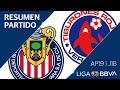 Resumen y Goles | Guadalajara vs Veracruz | Jornada 19 - Apertura 2019 | Liga BBVA MX