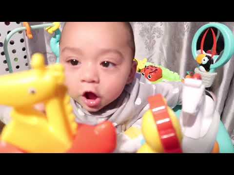 Reviewing Fisher Price 3 In 1 Activity Center
