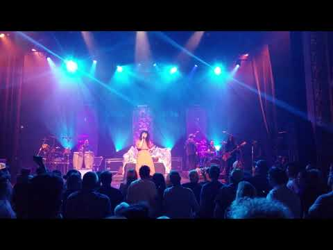 Thievery Corporation - Sweet Tides - The Music Hall - Portsmouth, NH - 10/10/2018 - 4K