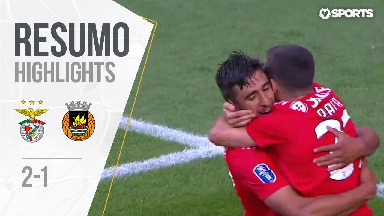 highlights-resumo-benfica-2-1-rio-ave-allianz-cup-1