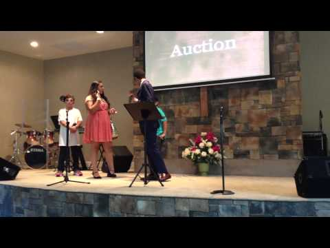 Boys & Girls Ministry Skit  @ El Shaddai Christian Church in Washingtonville, NY