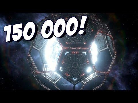 150 000 ФЛОТИЛИИ! НЕИЗВЕСТНЫЕ ГОСТИ! - Stellaris Utopia