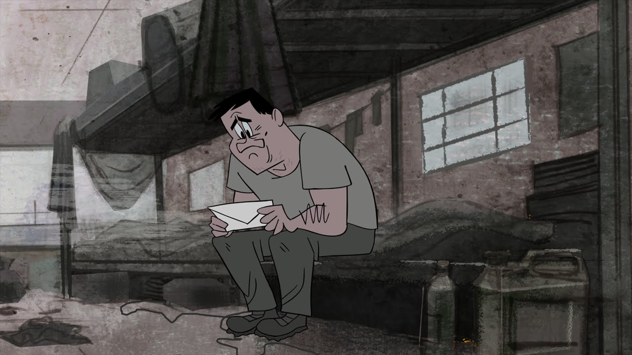 Telling Military Stories With Animation