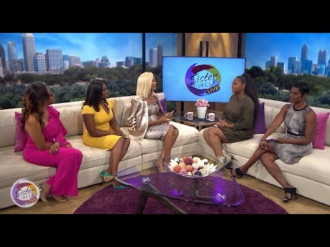 """sister-circle- -the-latest-with-the-ladies-of-""""love-&-marriage:-huntsville""""- -tvone"""