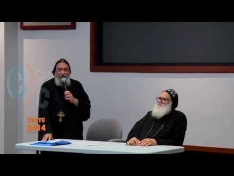 ECCYC 2014: Gifts from Christ with Bishop Thomas and Bishop Moussa