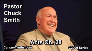 44 Acts 28 - Pastor Chuck Smith - C2000 Series