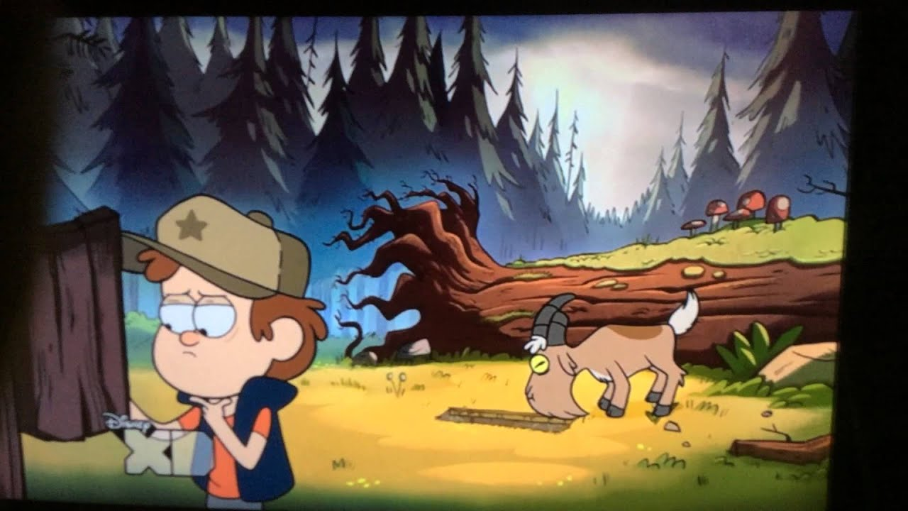 Gravity Falls Wallpaper Forest Gravity Falls Clip Dipper Finds A Journal Youtube