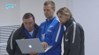 Скрытая камера «Зенит-ТВ»: «Краснодар» на стадионе «Санкт-Петербург»