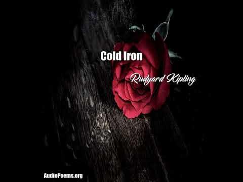 Cold Iron Rudyard Kipling Poem Youtube