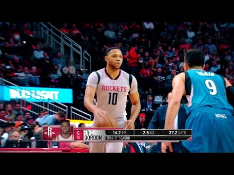 6th Man Finalist: Eric Gordon