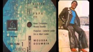 Moussa Doumbia : papa