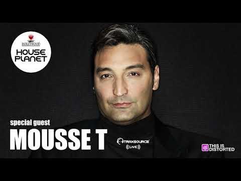 MOUSSE T guest DJ set House Planet TV