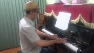 Thu hát cho người - piano cover