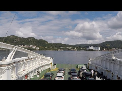 Credit Cards in Norway and Ferry Ride from Stavanger to Tau