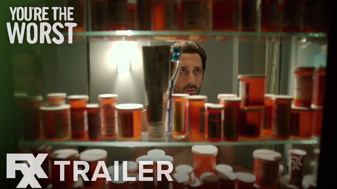 Download You're the Worst | Season 3 Ep. 5: Twenty-Two Trailer | FXX