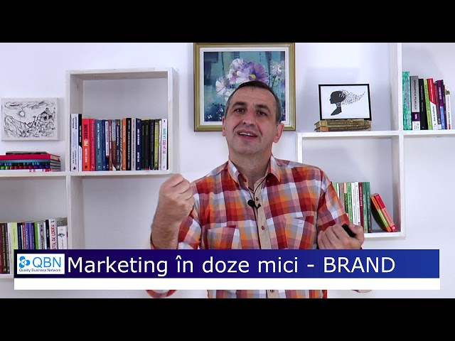 Ce înseamnâ Branding?