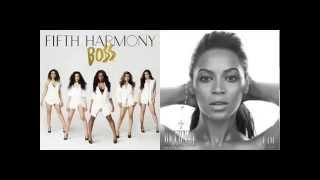 Video Fifth Harmony and Beyonce Mashup (Bo$$ vs. Get Me Bodied) download MP3, 3GP, MP4, WEBM, AVI, FLV Agustus 2018