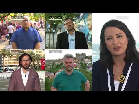 قبل يومين من الانتخابات التركية.. الحملات الانتخابية على أشدها  - نشر قبل 4 ساعة