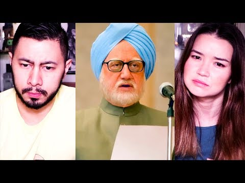 THE ACCIDENTAL PRIME MINISTER | Anupam Kher | Trailer Reaction!
