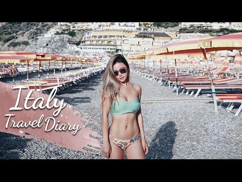 Italy Travel Diary: Cinque Terre, Capri, Amalfi, Sardinia, Rome, Positano, Cliff Jumping