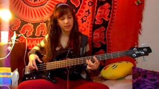 Janis Joplin - Kozmic Blue (Bass Cover)