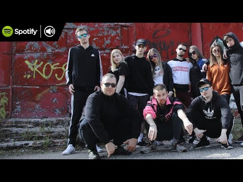Смотреть клип Dj Blyatman & Dj Pelix Feat. Xek - Slavic Names