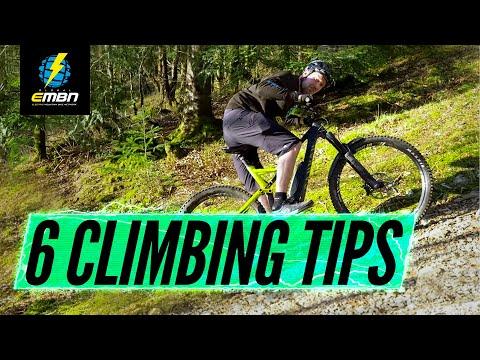 Climb Steeper Hills On Your E-Bike  EMTB Skills