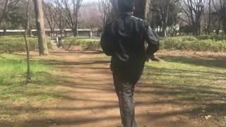 砧公園クロカン