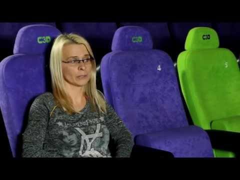 Metamorfozy w Cinema 3D