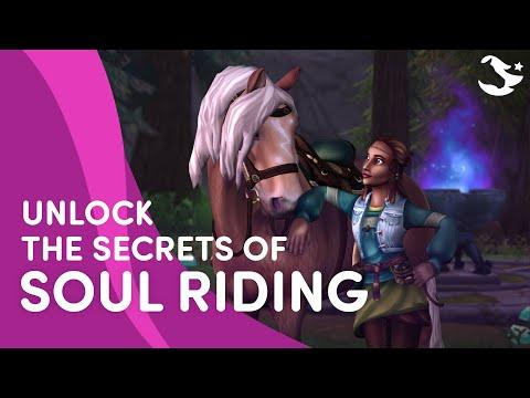 Unlock The Secrets Of SOUL RIDING! 💫