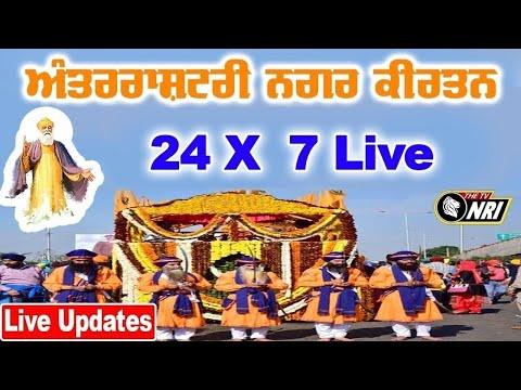 International Nagar Kirtan Pakistan To India Live 15 September 2019