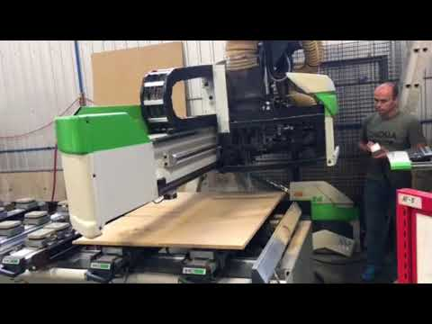 BIESSE ROVER 24 L by ABDAX Woodworking Machinery