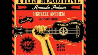 Ukulele Anthem - Amanda Palmer (Studio Version)