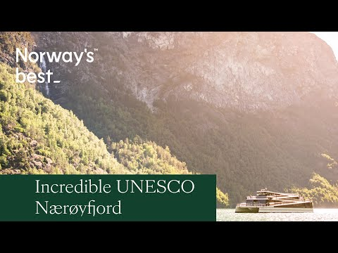 Nærøyfjord Norway - Cruise UNESCO Listed Fjord - Bucketlist