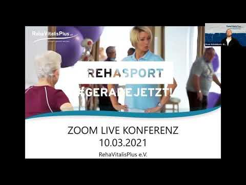 RVP LIVE KONFERENZ Updates CoronaSchVO 10.03.2021