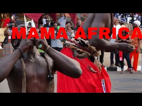 Gambia  Roots Festival 2016