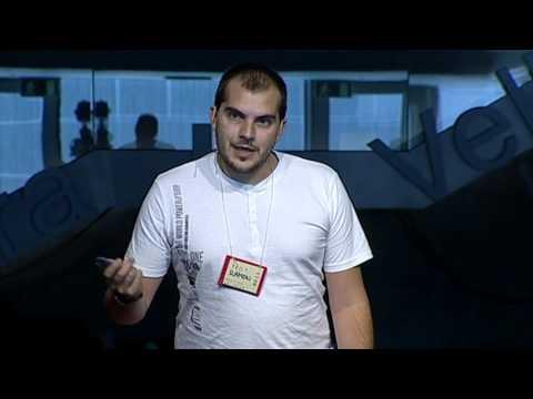 Tots podem pujar a l'Everest: Ramon Diaz at TEDxAndorralaVella