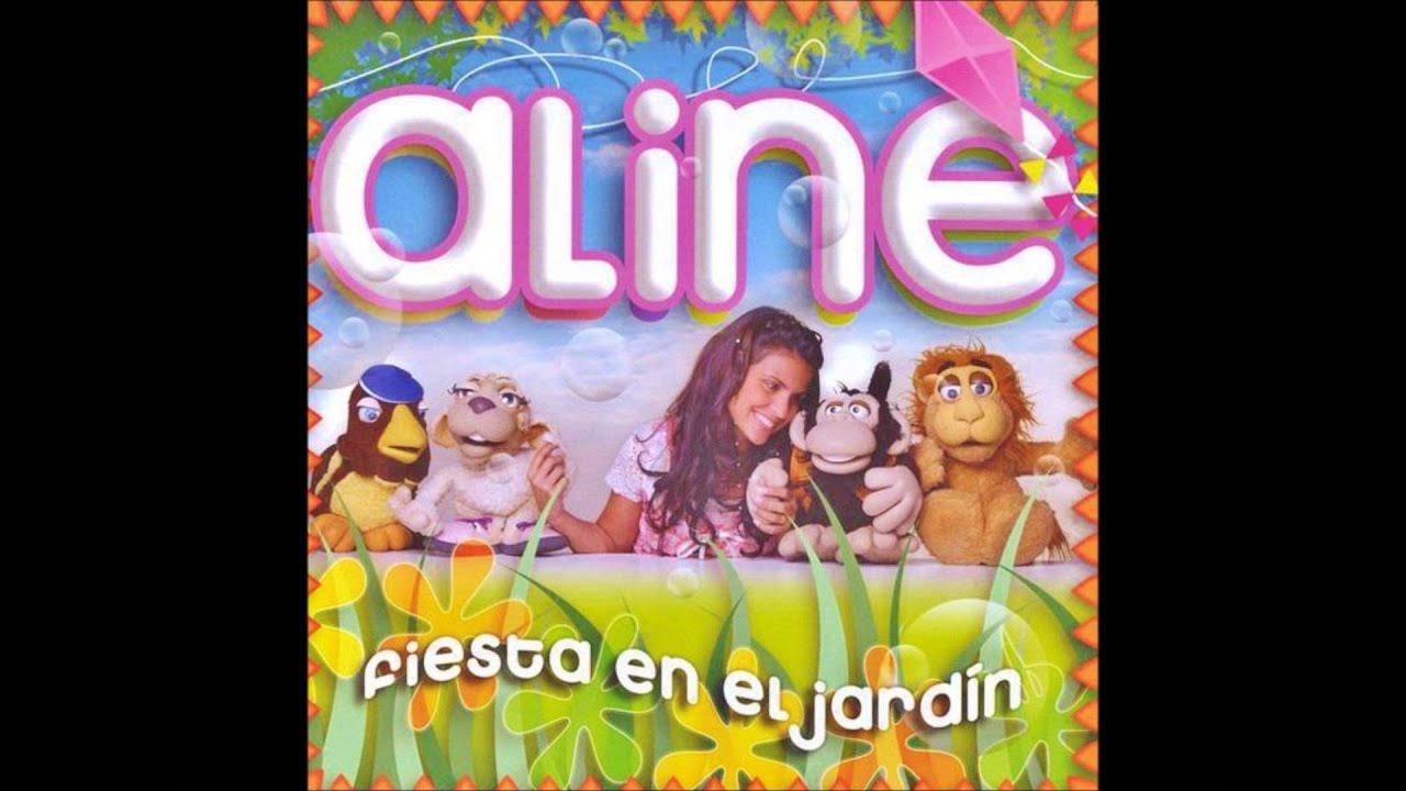 08 Los Animales Aline Barros Youtube