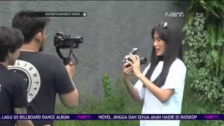 """Alika Islamadina Jalani Pembuatan Video Lirik Untuk Lagu """"Sendiri"""""""