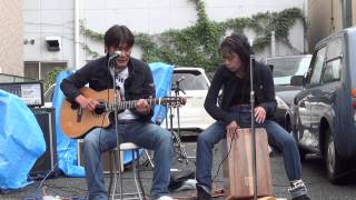 20131020 METACHU@House of Jazzストリートライブ 2013堺祭