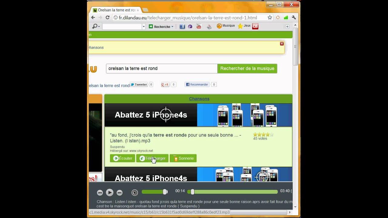 Vous voulez télécharger de la musique gratuite sur votre iPod touch sans passer par iTunes ? Vous devrez d'abord télécharger une vidéo musicale sur YouTube avec une application nommée « Documents » puis convertir la vidéo en fichier audio avec une application nommée « MyMP3 ».