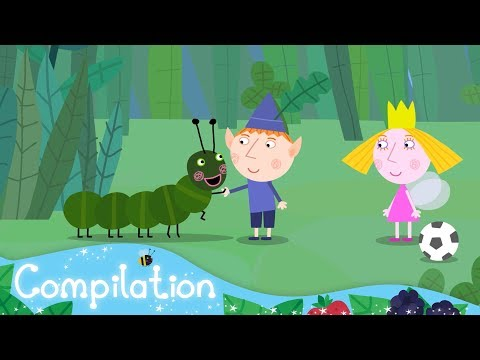 Ben and Holly's Little Kingdom | Animals! | New Compilation