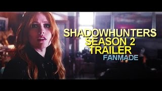 Shadowhunters season 2 Official Fanmade Trailer
