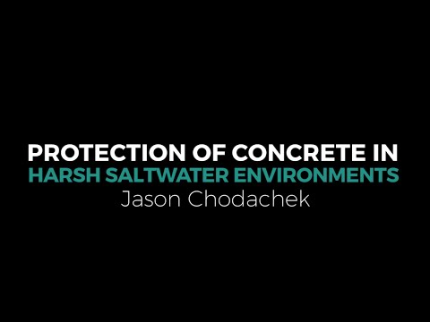 12 - SEBPP16 - Protection of Concrete in Harsh Saltwater Environments