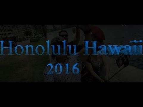 Honolulu Hawaii 2016 with friends