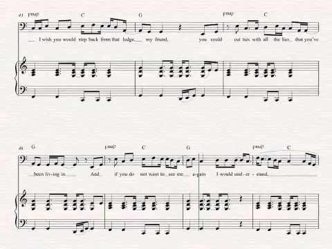 Euphonium - Jumper - Third Eye Blind Sheet Music, Chords, & Vocals ...